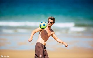 volleyball bei liquid surf